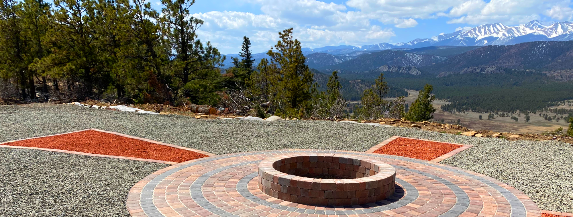 Mountain Rock and Pavers